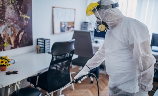 Perakende sektöründe dezenfektan kullanımında talep patlaması oldu
