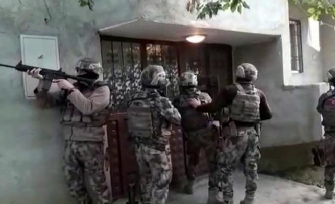 PKK/KCK'nın basın ve kültür yapılanmasına yönelik operasyon; 6 gözaltı