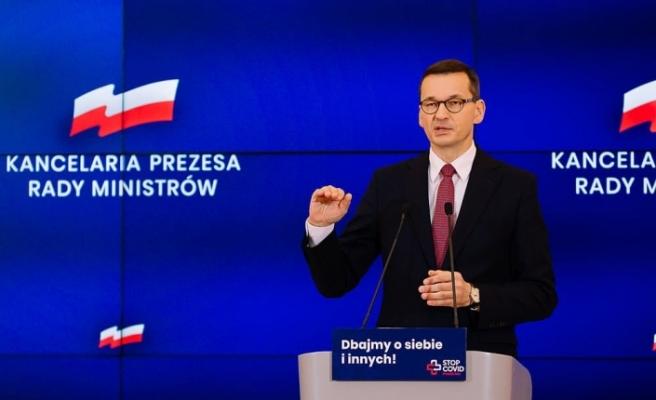 Polonya Başbakanı Morawiecki kendisini karantinaya aldı