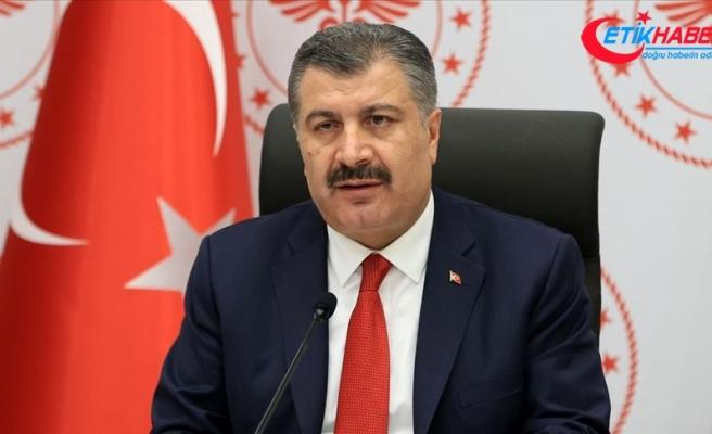 Sağlık Bakanı Koca: 4 vatandaşımız hayatını kaybetti, 120 vatandaşımız depremden etkilendi