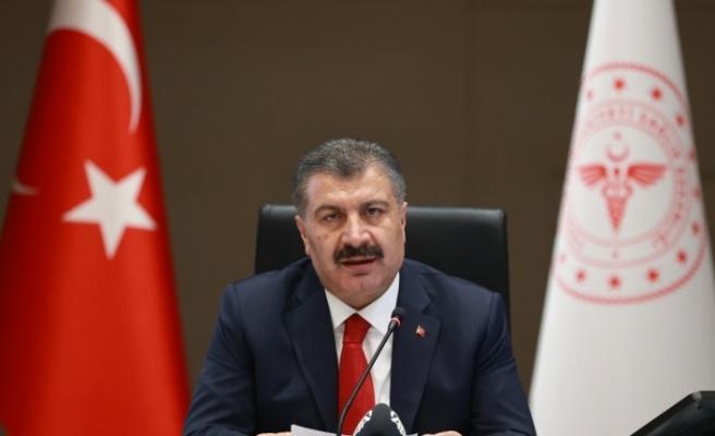 Sağlık Bakanı Koca'dan Türkiye'yi takdir eden DSÖ'ye teşekkür