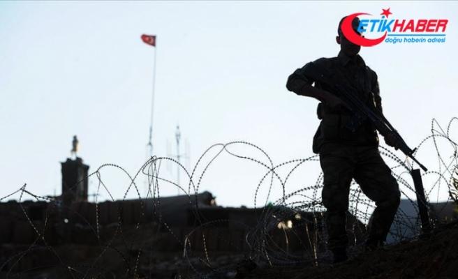 Şırnak'ta ikna çalışmaları sonucu PKK'lı terörist teslim oldu