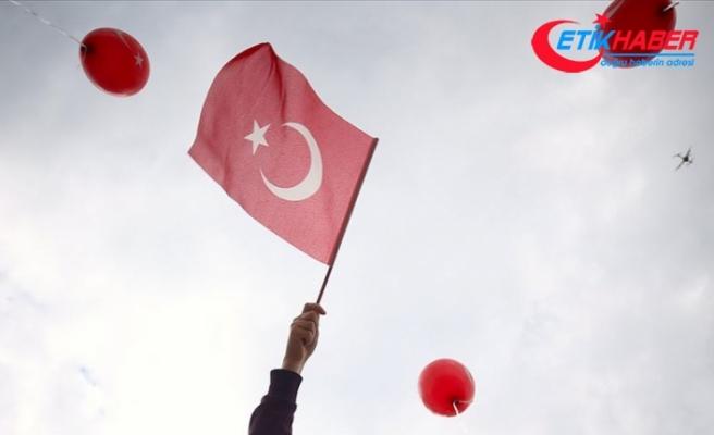 Spor camiasından 29 Ekim Cumhuriyet Bayramı mesajları