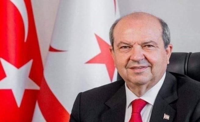 Tatar, Cumhurbaşkanı Erdoğan'ı arayarak geçmiş olsun dileklerini iletti