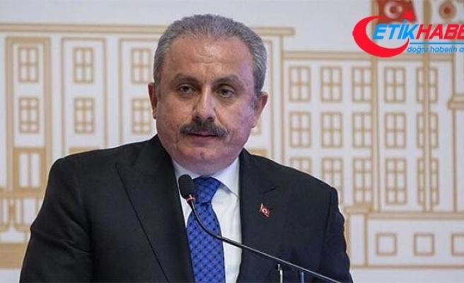 TBMM Başkanı Şentop, 'Türkiye teröre ve yandaşlarına asla geçit vermeyecektir'