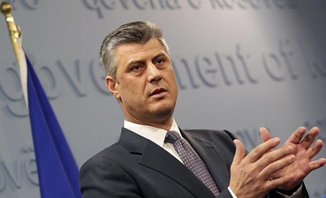 """Thaçi: """"Kosova, bu zor dönemde Türkiye halkının ve hükümetinin yanındadır"""""""