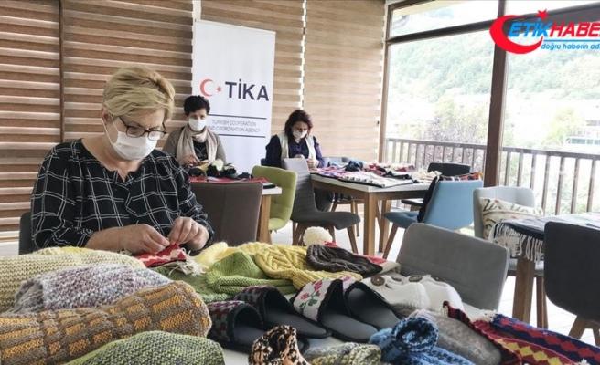 TİKA'dan Bosna Hersek'te savaş ve şiddet mağduru kadınların güçlenmesine destek