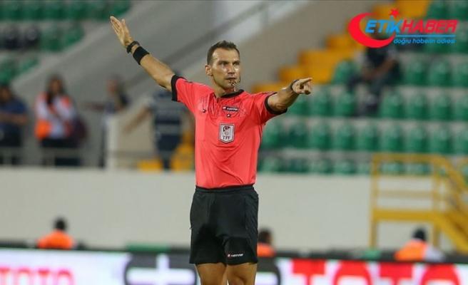 Trabzonspor-Medipol Başakşehir maçını Bahattin Şimşek yönetecek