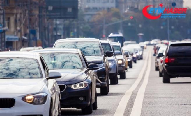 Trafiğe kaydı yapılan taşıt sayısı eylülde yüzde arttı