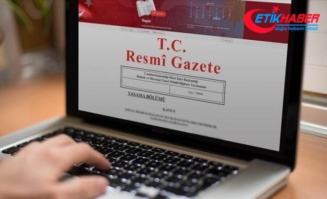 Depremle ilgili araştırma komisyonu kurulması kararı Resmi Gazete'de
