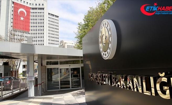 Türkiye'den AB Liderler Zirvesi kararlarına karşı 'sorunları müzakereyle çözme kararlılığı' yanıtı