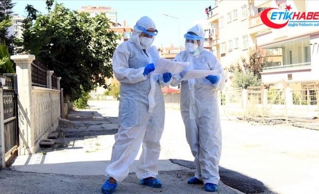 Türkiye genelinde Kovid-19 görülme sıklığı araştırmasının ikincisi başladı