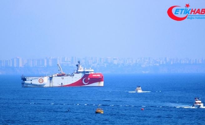 Barbaros gemisi için yeni Navtex ilanı