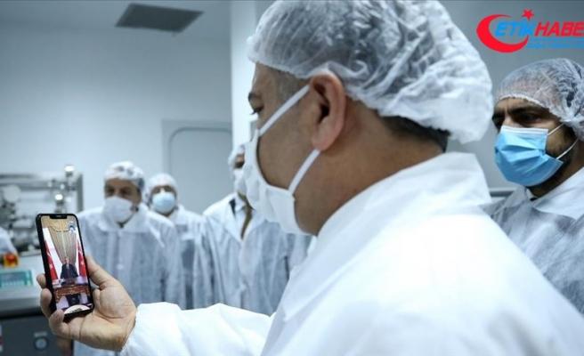 Yerli Kovid-19 aşısında insan üzerinde deneme aşamasına geçildi
