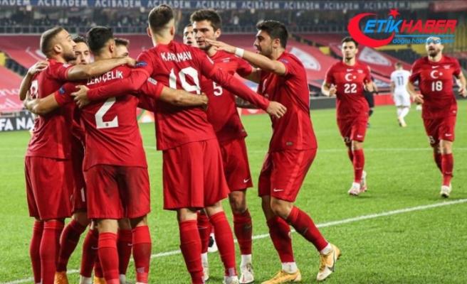 A Milli Futbol Takımı'nda 4 futbolcu, aday kadrodan çıkarıldı