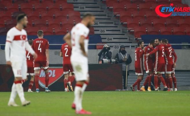 A Milli Futbol Takımı'nın ikinci UEFA Uluslar Ligi macerası da son sırada bitti