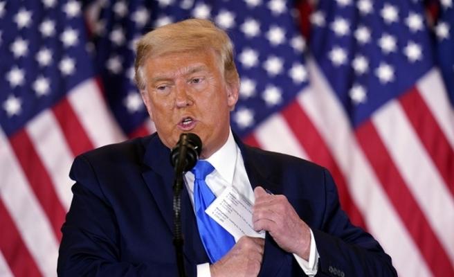 ABD Başkanı Donald Trump COVID-19 aşısının Nisan ayında herkese ulaşacağını açıkladı
