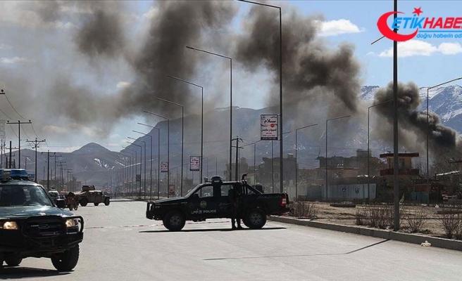 Afganistan'da Taliban tarafından düzenlenen saldırıda 12 güvenlik görevlisi öldü