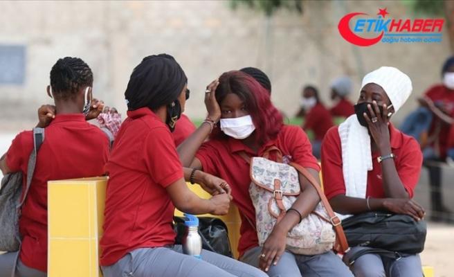 Afrika'da son 24 saatte 15 bin 302 kişide Kovid-19 tespit edildi