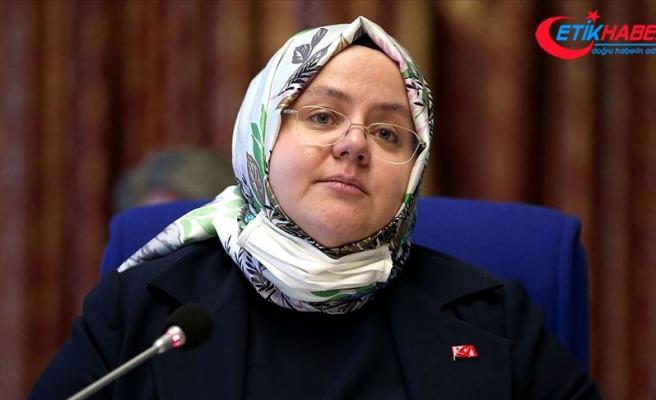 Bakan Zehra Zümrüt Selçuk Kovid-19 testinin pozitif çıktığını açıkladı