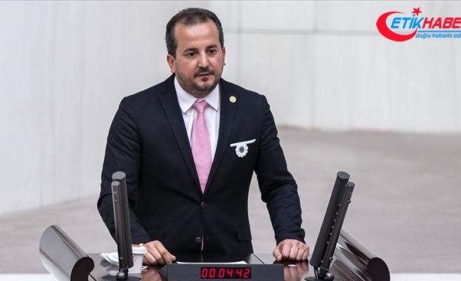 AK Parti Bursa Milletvekili Refik Özen'in Kovid-19 testi pozitif çıktı
