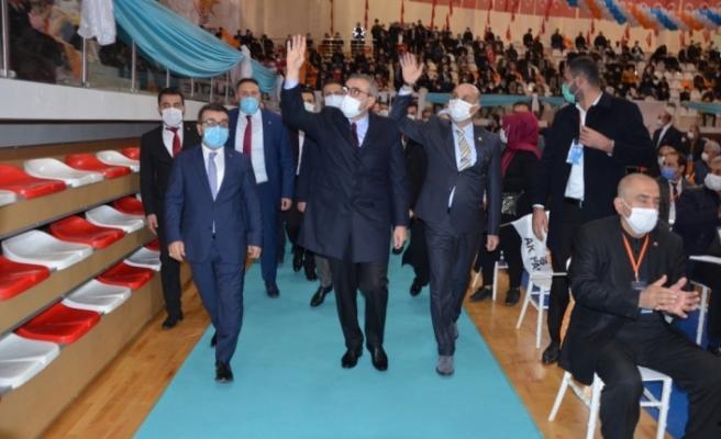 AK Parti Genel Başkan Yardımcısı Ünal, AK Parti Batman İl Kongresi'nde konuştu: