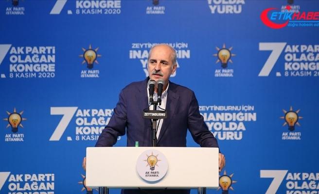 AK Parti Genel Başkanvekili Kurtulmuş: Allah'ın izniyle hiç kimse Türkiye'nin önünü kesemeyecektir
