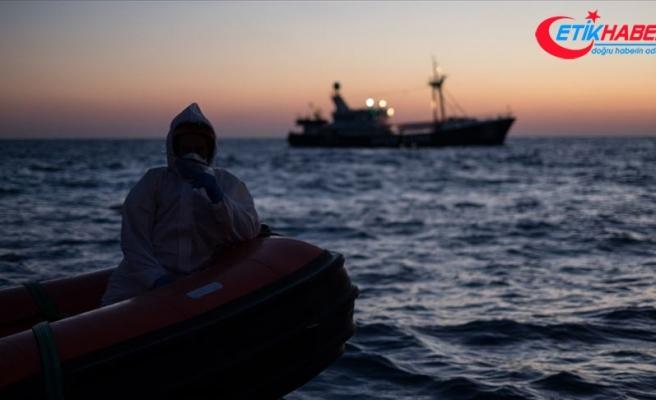Akdeniz'deki düzensiz göçmen dramı bir kez daha dünya gündeminde