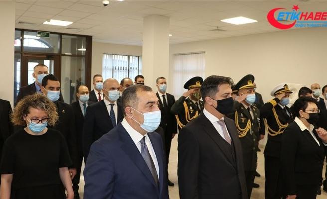 Avrasya ülkelerinde Büyük Önder Atatürk'ü anma törenleri düzenlendi