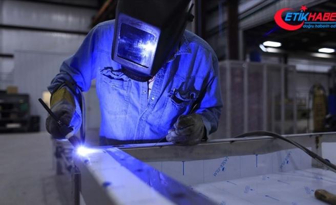 Avro Bölgesi'nde sanayi üretimi düştü