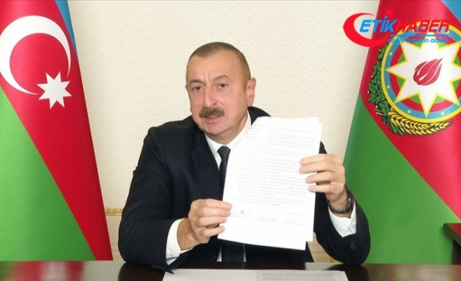 Azerbaycan ile Ermenistan arasındaki Dağlık Karabağ anlaşması dünya medyasında yankı buldu