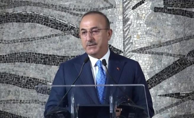 """Bakan Çavuşoğlu: """"Rus misafirimizin ailesine başsağlığı ve geçmiş olsun dileklerimi iletiyorum"""""""
