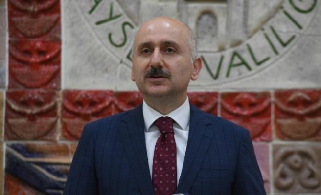 Bakan Karaismailoğlu: Halkalı-Kapıkule Hızlı Tren Projesi ile seyahat süresi 1 saat 20 dakikaya inecek