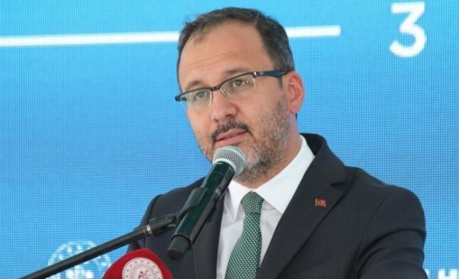 """Bakan Kasapoğlu: """"Sürdürülebilir başarıya ulaşmamız gerekiyor"""""""