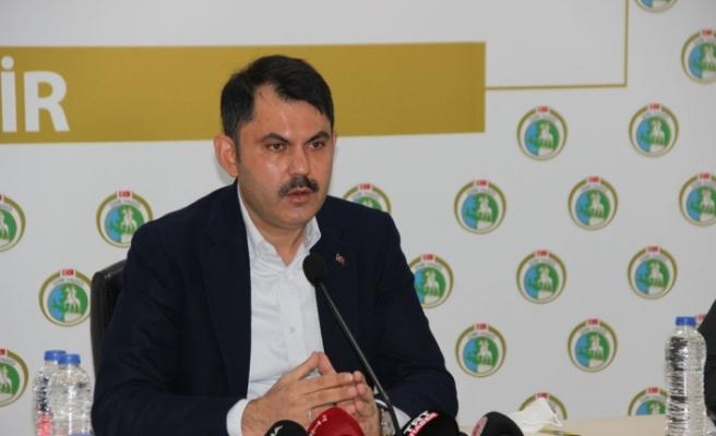 Bakan Kurum: Türkiye'de öncelikli dönüştürülmesi gereken 6,7 milyon konut var