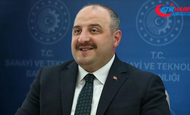 Bakan Varank: Eylülde 30 bin 506 kişilik ilave istihdamın önünü açtık