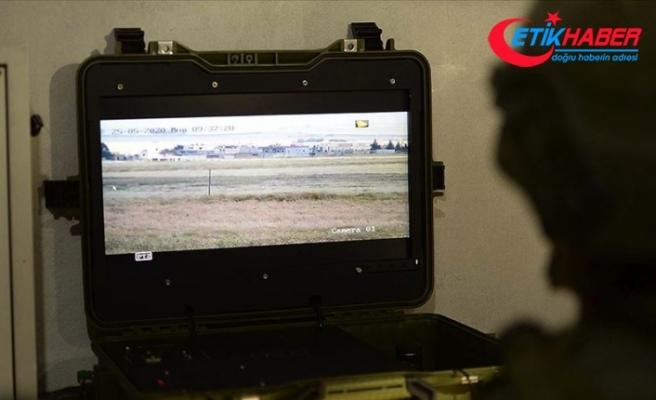 Barış Pınarı bölgesine saldırı girişiminde bulunan 6 PKK/YPG'li terörist etkisiz hale getirildi