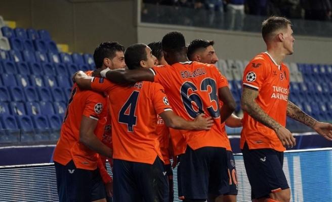 Başakşehir, evindeki 17. maçta 6. galibiyetini aldı
