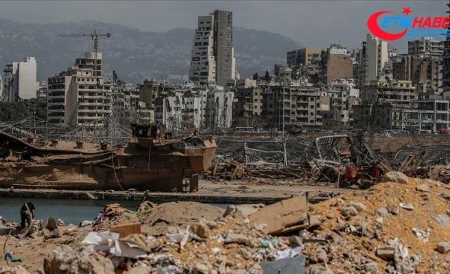 Beyrut Limanı'ndaki patlamayla ilgili gözaltı kararı verilen kişi sayısı 28 oldu