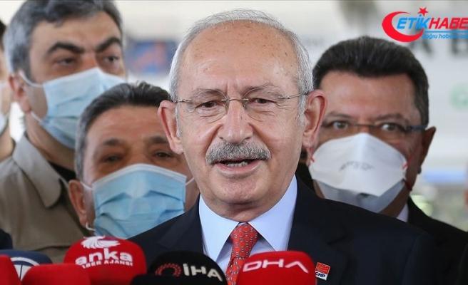 CHP Genel Başkanı Kılıçdaroğlu: Antalya Büyükşehir Belediye Başkanımızın sağlığı gayet iyi
