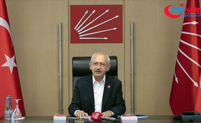 Kılıçdaroğlu, CHP Ekonomi Masası Değerlendirme Toplantısı'nda konuştu: