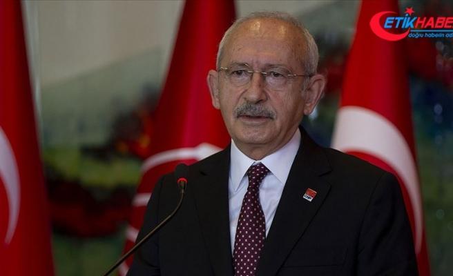 CHP Genel Başkanı Kılıçdaroğlu KKTC'nin 37. kuruluş yıl dönümünü kutladı