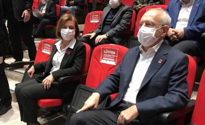 """CHP Genel Başkanı Kılıçdaroğlu'ndan """"Alaattin Çakıcı"""" açıklaması:"""