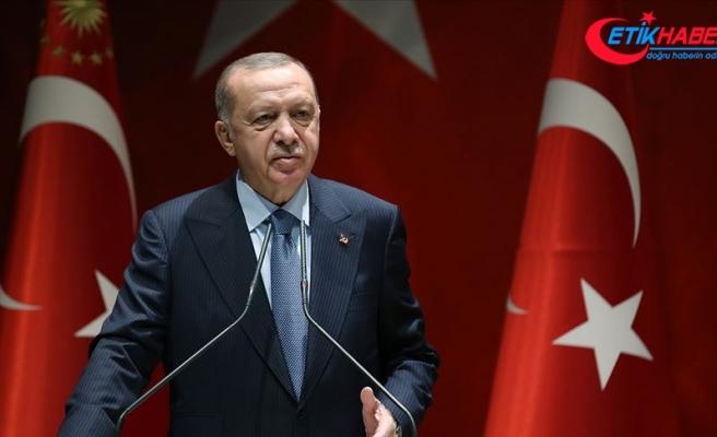 Cumhurbaşkanı Erdoğan: Doğu Akdeniz'de adil olmayan bir denklem barış ve istikrar üretemez