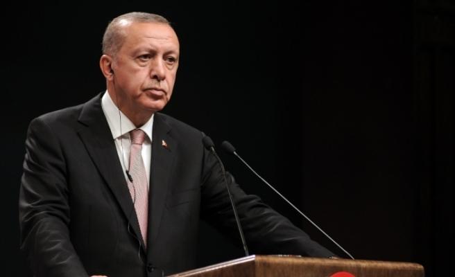 """Cumhurbaşkanı Erdoğan'dan Kılıçdaroğlu'na: """"Sus da adam sansınlar"""""""