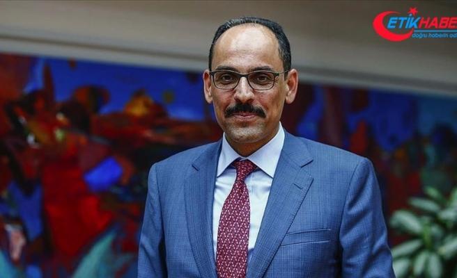 Cumhurbaşkanlığı Sözcüsü Kalın: Kovid-19 tedavim başarıyla tamamlandı