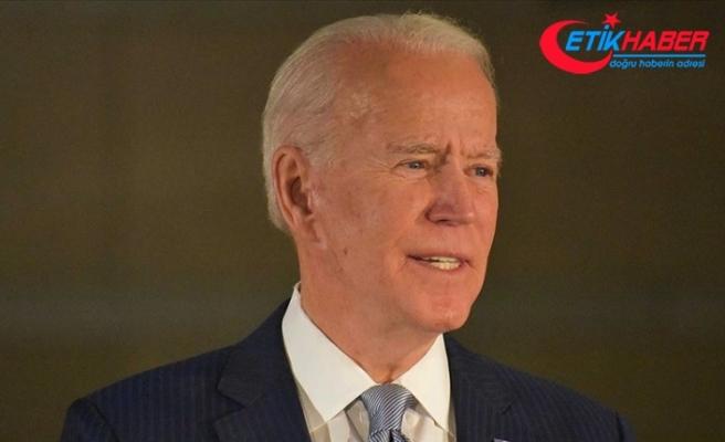 Demokrat aday Biden: Geldiğimiz noktada kendimizi gerçekten iyi hissediyoruz