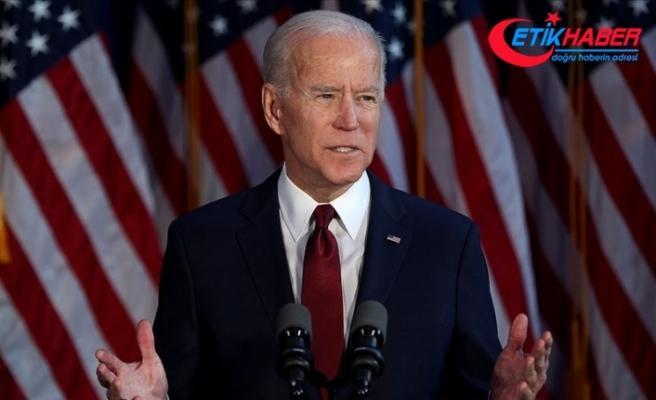 """Demokrat başkan adayı Joe Biden: """"300 delegeye ulaşma yolunda ilerliyoruz"""""""