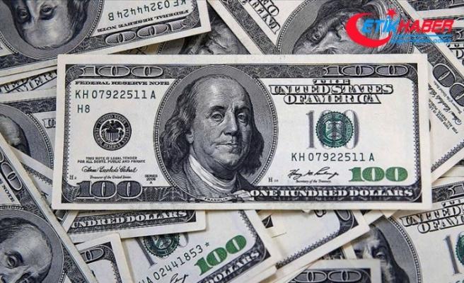 Dolar/TL Cumhurbaşkanı Erdoğan'ın açıklamalarının ardından 7,9984'e geriledi