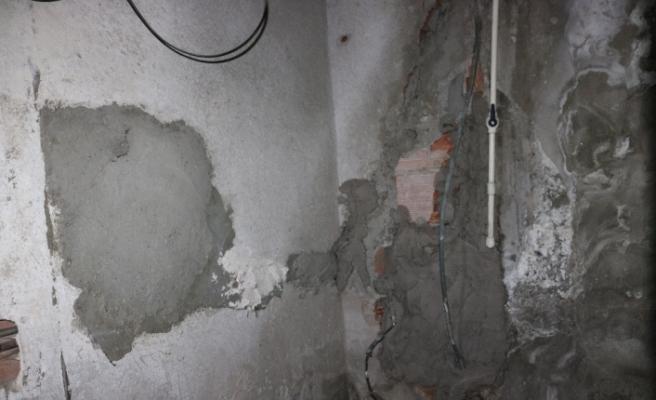 Duvarı delip iş yerine girdiler: Elektronik cihazları çalıp kayıplara karıştılar